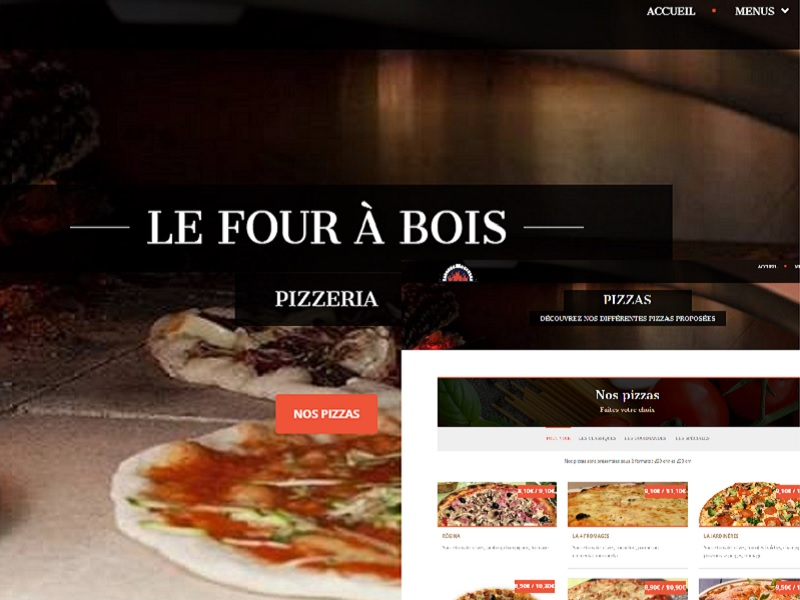site de restauration rapide